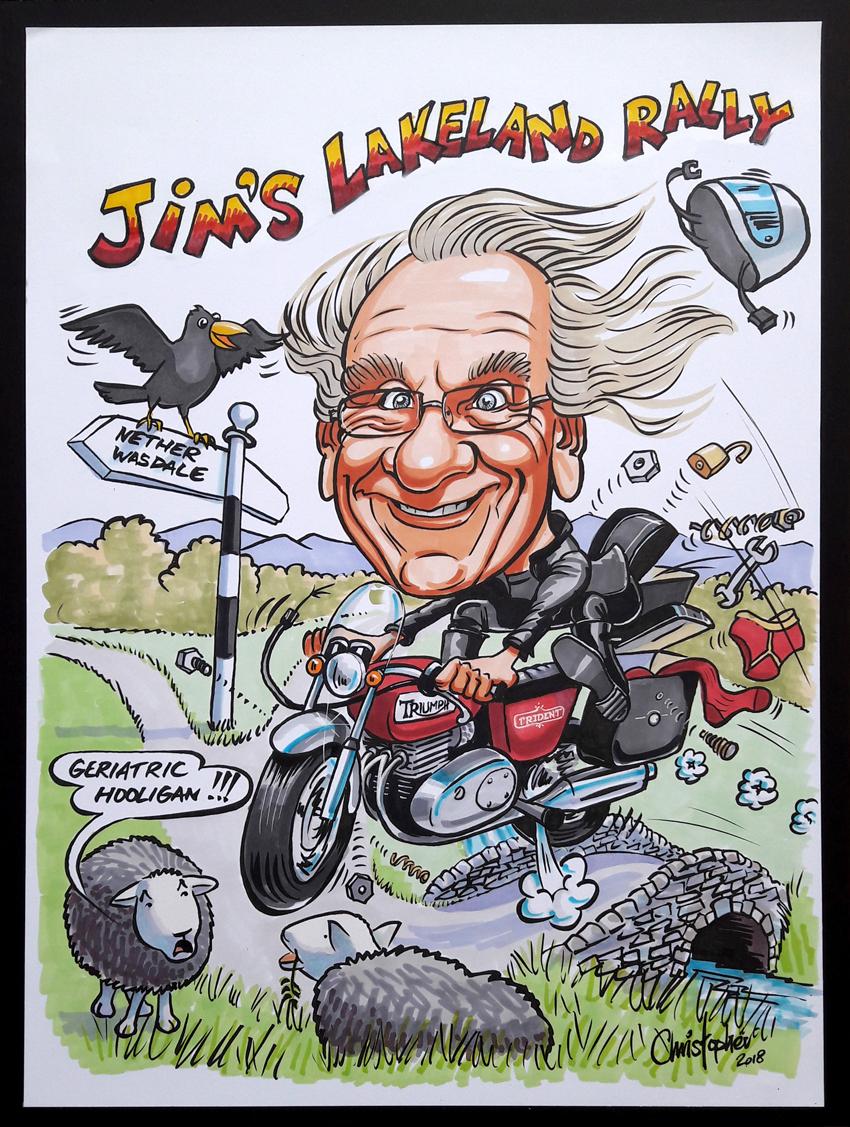 Jim's Lakeland Rally