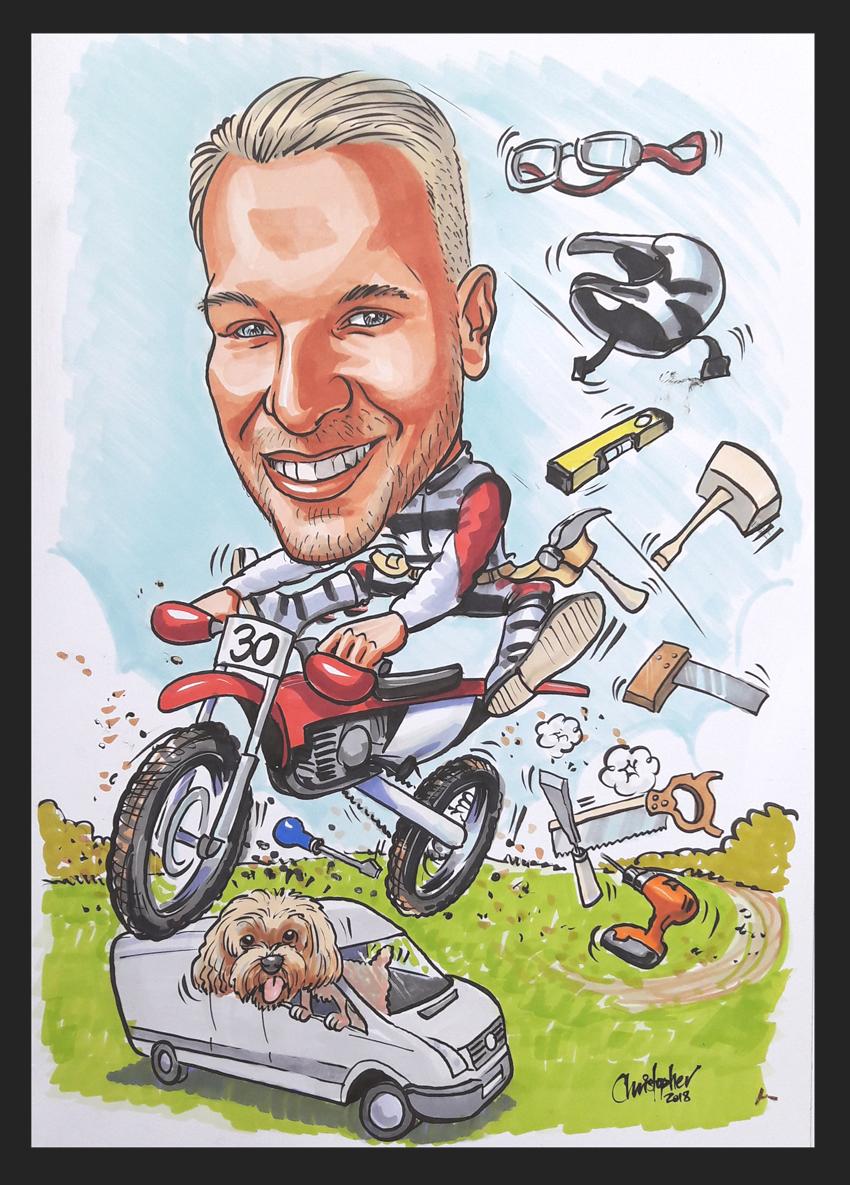 Motocross guy