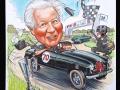 Vintage car man
