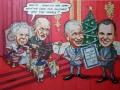 Tom Hartley Jnr Christmas Card 2018