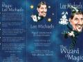 Lee Michaels Magician illustration